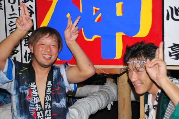 2010水原祭り・灯篭ライブとハイなおっさん②