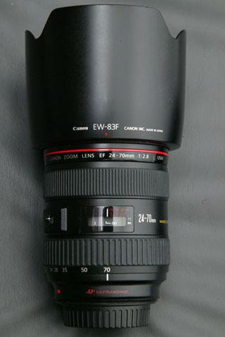 EF 24-70mm F2.8L USM
