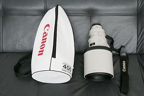 EF400mmF2.8L用ソフトケース