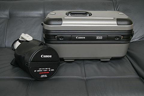 EF400mmF2.8L IS USM 用トランクケース