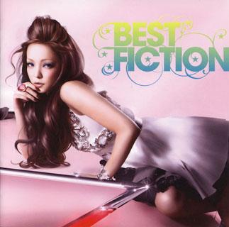 安室奈美恵 『BEST FICTION』