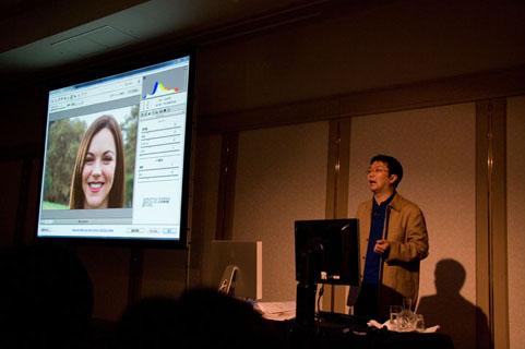 6月8日 アドビCS3発表記念イベント3 Photoセッション