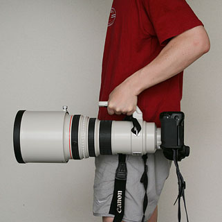Canon EF400mm F2.8L IS USM