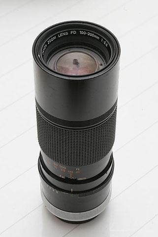 FD100-200mmF5.6