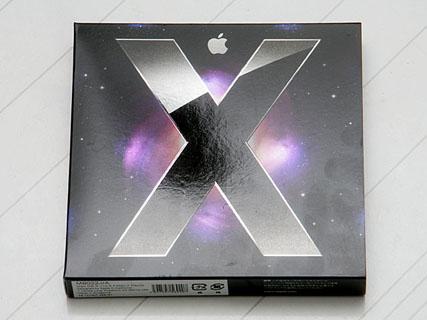 MacOS X 10.5 Leopard