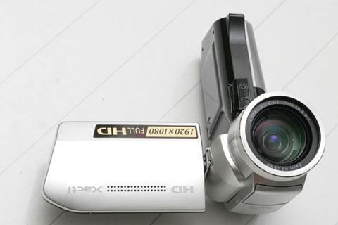 サンヨーXacti DMX-HD1000