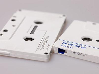 ソニーのカセットテープ