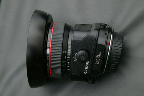 TS-E 24mm F3.5L