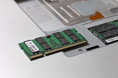 MacBook Pro用2GBメモリ