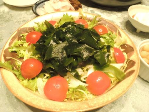 1月25日 サラダ