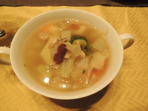 1月26日 スープ