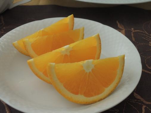 1月27日 オレンジ