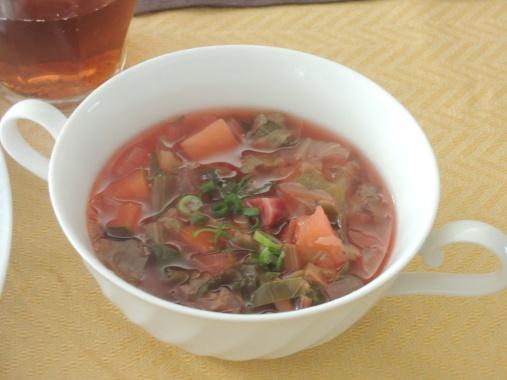 1月27日 スープ