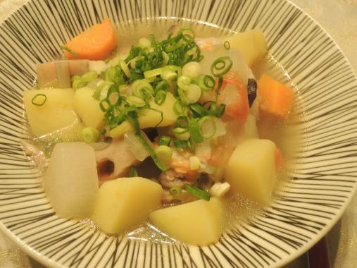 2月7日 スープ
