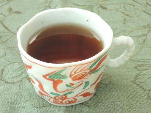 2月11日 黒ごま麦茶