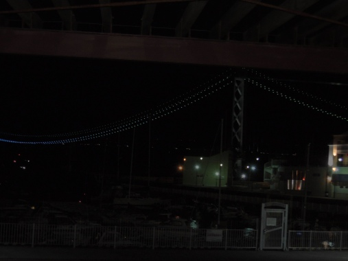 2月16日 明石大橋