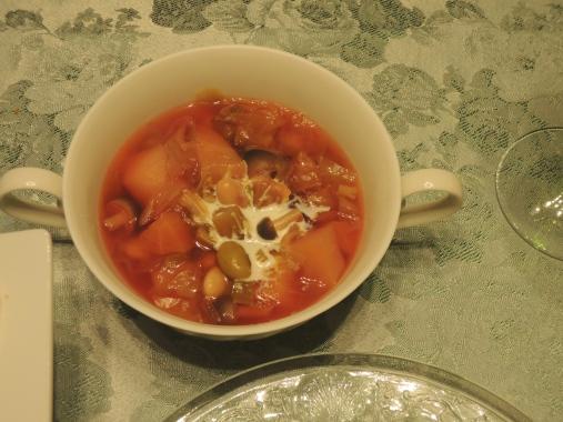 2月19日 スープ