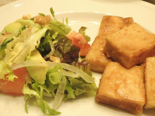 2月26日 高野豆腐の照り焼き