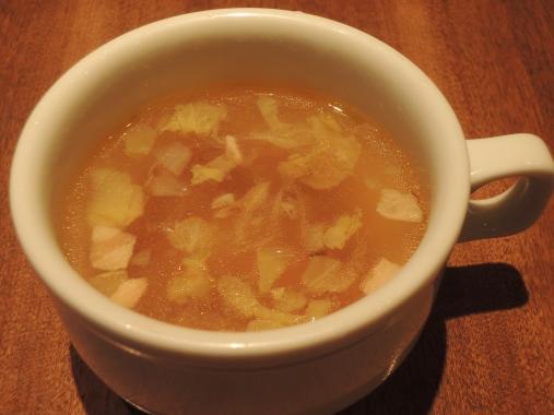 3月2日 スープ