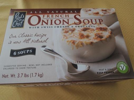 3月9日 オニオングラタンスープ