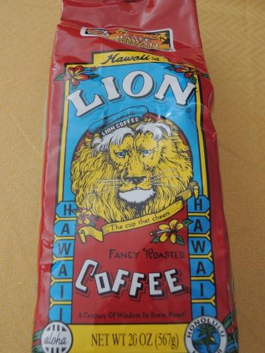 3月9日 ライオンコーヒー