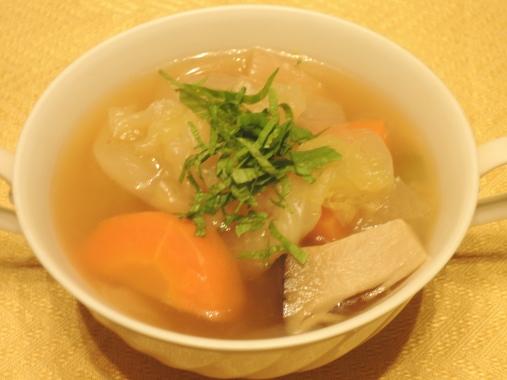 3月14日 スープ