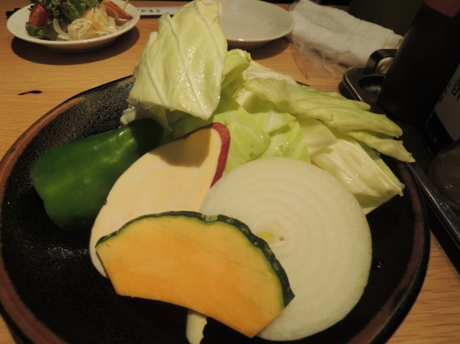 3月18日 野菜