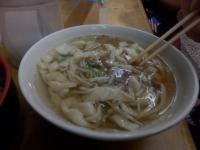 台湾・台中での食事6