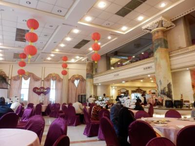 台中通豪大飯店10