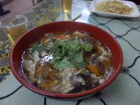台湾・台中での食事14