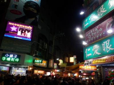 台湾・台中「逢甲夜市」5