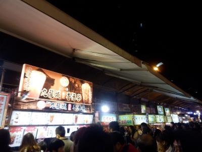 台湾・台中「逢甲夜市」3
