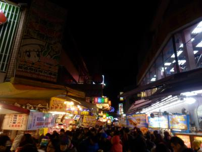 台湾・台中「逢甲夜市」4