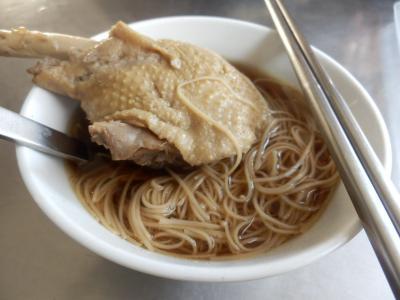 台湾・台中での食事3