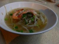 台湾・台中での食事5