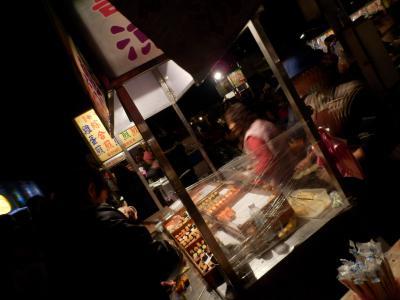 台湾・台中での食事9