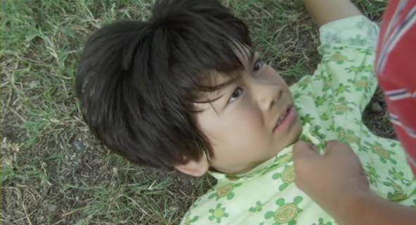 912-1【映画】 いけちゃんとぼく   2009年 出演:蒼井優、深澤嵐、ともさかりえ、萩原聖人  2009年6月20日公開.avi_000567858