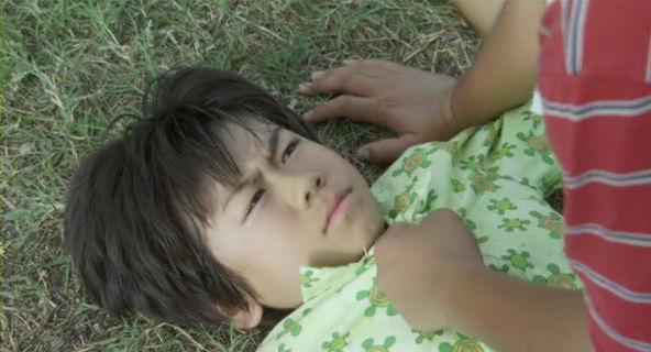 912-1【映画】 いけちゃんとぼく   2009年 出演:蒼井優、深澤嵐、ともさかりえ、萩原聖人  2009年6月20日公開.avi_000553552