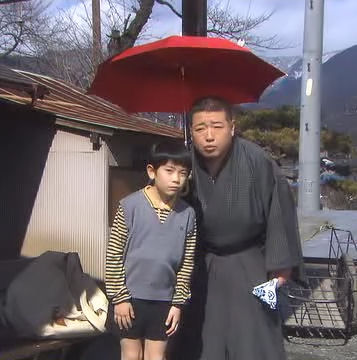 裸の大将 宮崎篇宮城孔明 2008年01