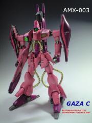 GAZA-C 1