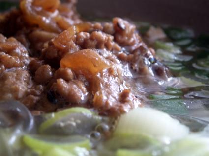 肉味噌の春雨ラーメン02