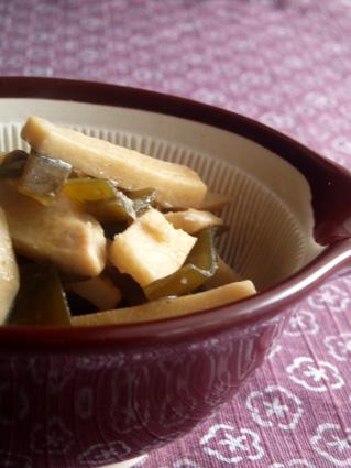 里芋と出汁昆布のとろとろ炒め煮01