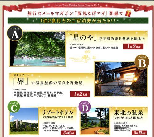 阪急交通社×☆のリゾート