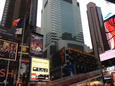 タイムズスクエア1