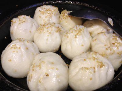 上海鉄鍋生煎包