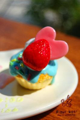 カップケーキ作ろう!
