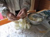 切り干し大根の作り方02