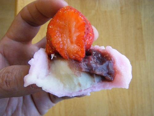 イチゴ大福1