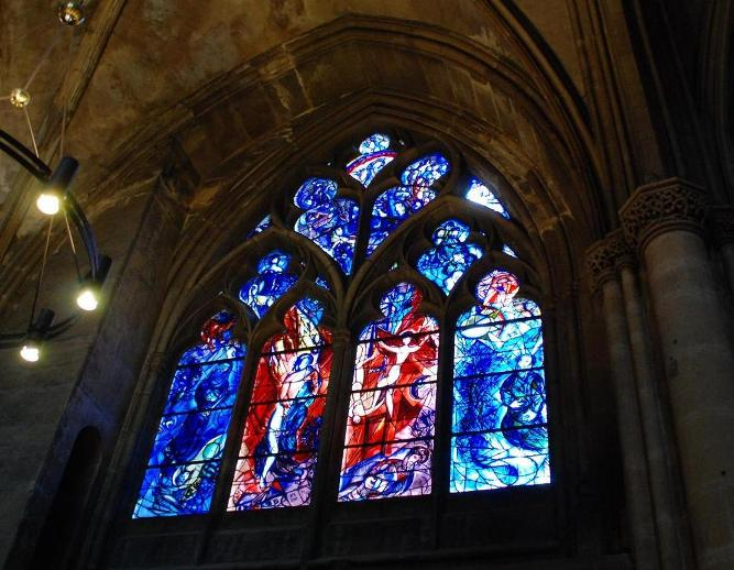 フランス サンテティエンヌ大聖堂