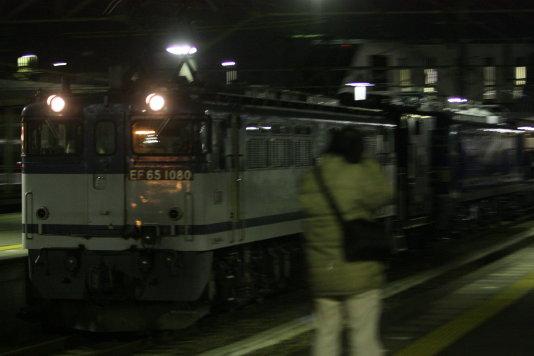 入線人入り(^_^;)